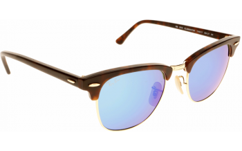clubmaster sunglasses large  clubmaster rb3016