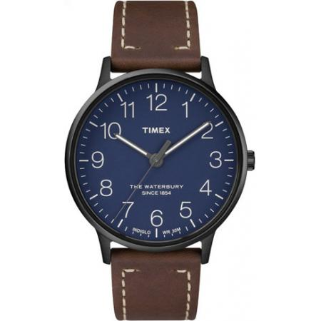women wid about fmt p s a this item target with brown leather watch silver watches hei strap timex