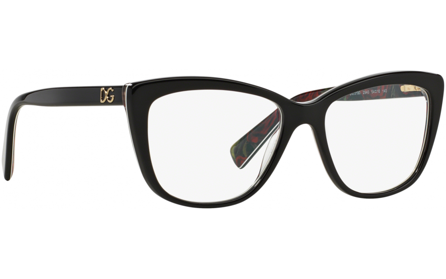 a8a932395cd9 Dolce   Gabbana DG3190 2940 52 Glasses - Free Shipping