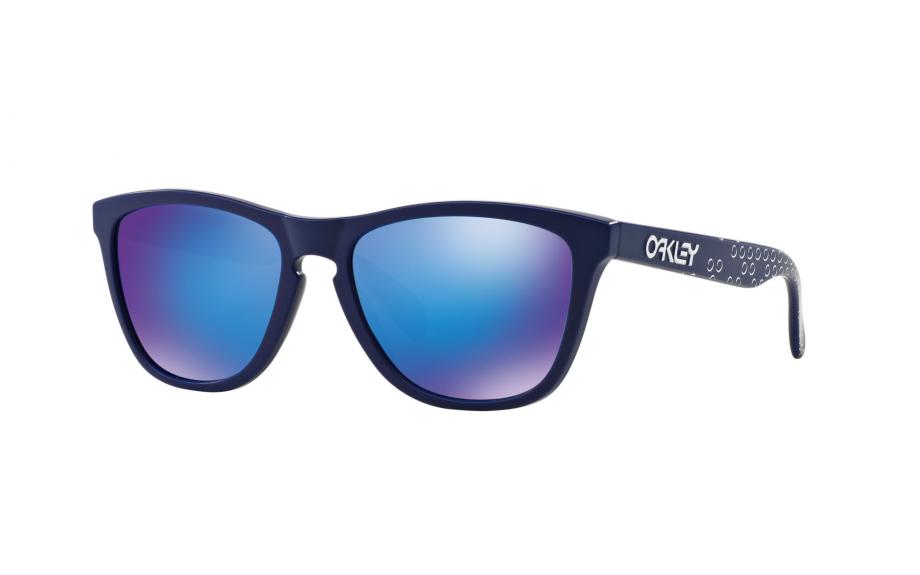 d3e2bb7a0f Oakley Frogskins Matte Blue OO9013-47 ALT - Free Shipping