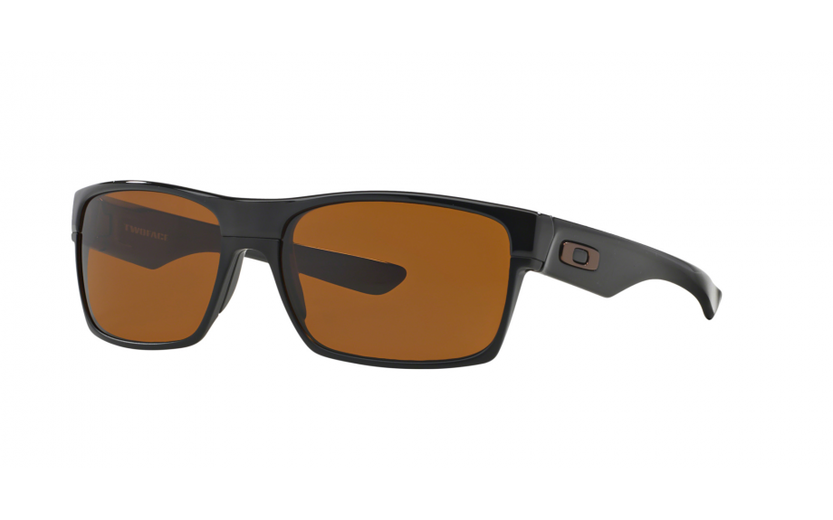 02b9a390812 Oakley Two Face Polished Black OO9189-03 - Free Shipping