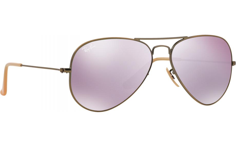 a40cf153ee Ray-Ban Aviator RB3025 167 4K 58 Sunglasses - Free Shipping