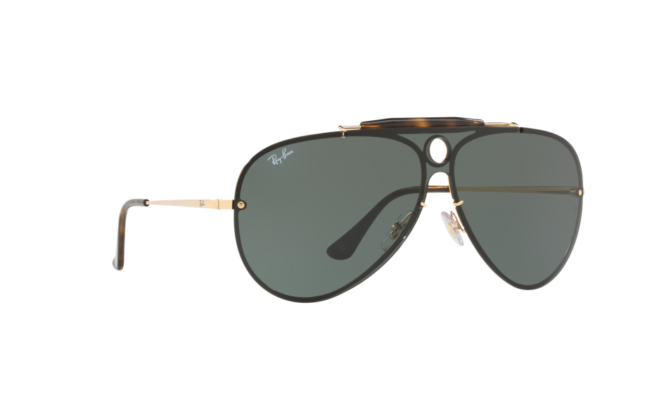 f8899660f9fc Ray-Ban Blaze Shooter RB3581N 001 71 32 Sunglasses - Free Shipping ...