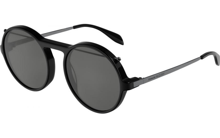 547e27de5e3 Alexander McQueen AM0192S 001 54 Sunglasses - Free Shipping