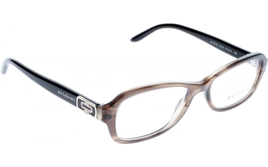 c6c5e3cca2 BVLGARI BV4076B 5240 53 Glasses - Free Shipping