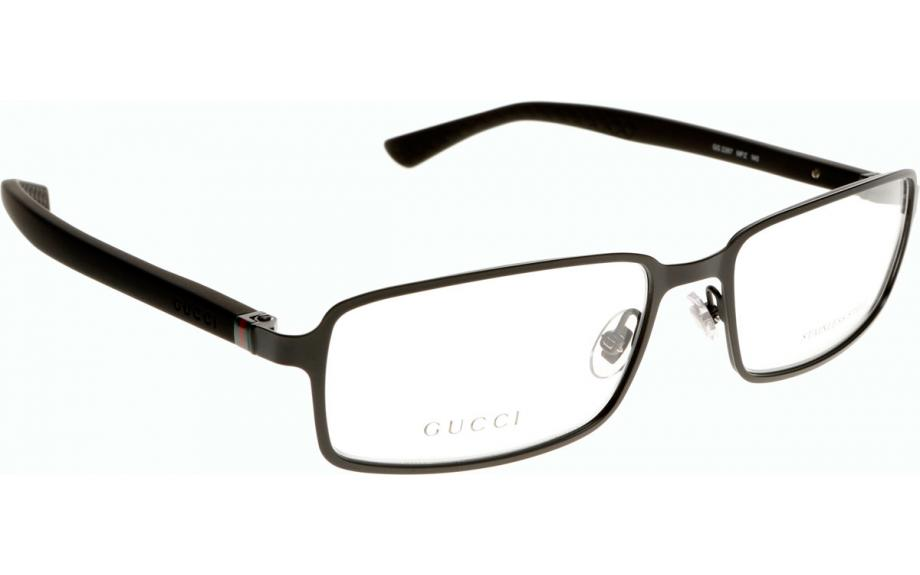 Gucci GG2267 MPZ 56 Glasses - Free Shipping | Shade Station