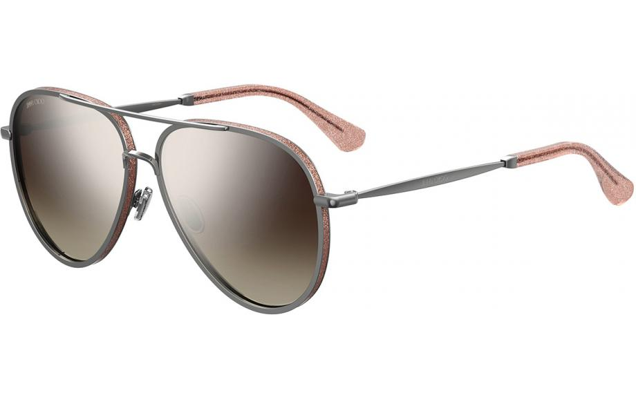 51baf7fe9062 Jimmy Choo TRINY S AVB NQ 59 Sunglasses - Free Shipping