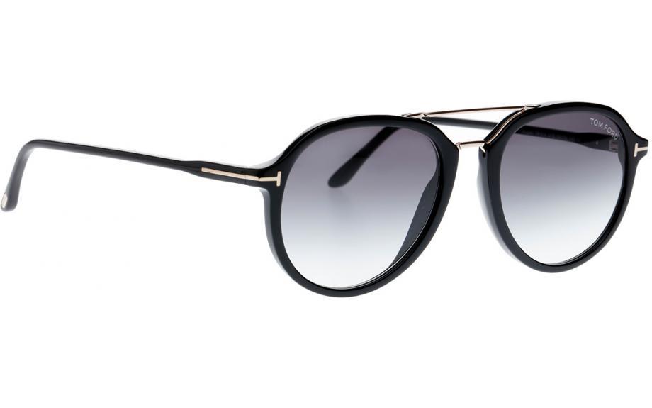 1d70acd6158 Tom Ford Rupert FT0674 01B 55 Sunglasses - Free Shipping