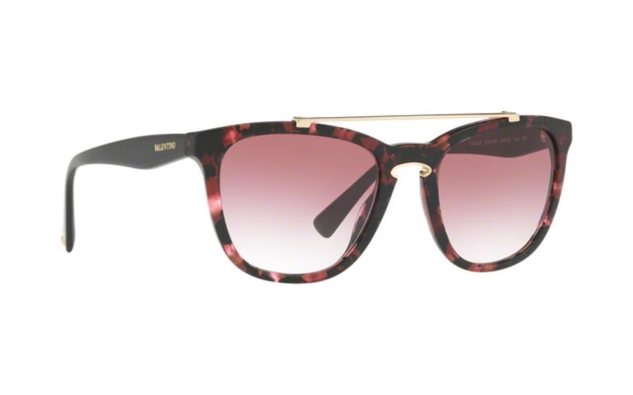 Valentino Damen Sonnenbrille » VA4002«, rosa, 50328H - rosa/rosa