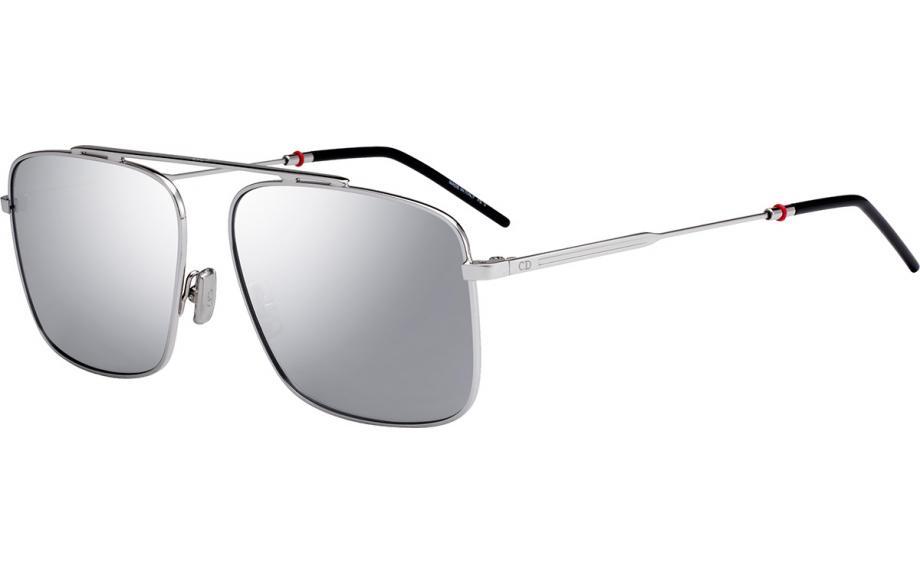 350fb063e7 Dior Homme DIOR 0220S 010 DC 58 Sunglasses - Free Shipping